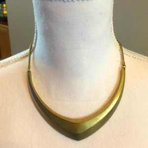 Kenneth Cole collar necklace